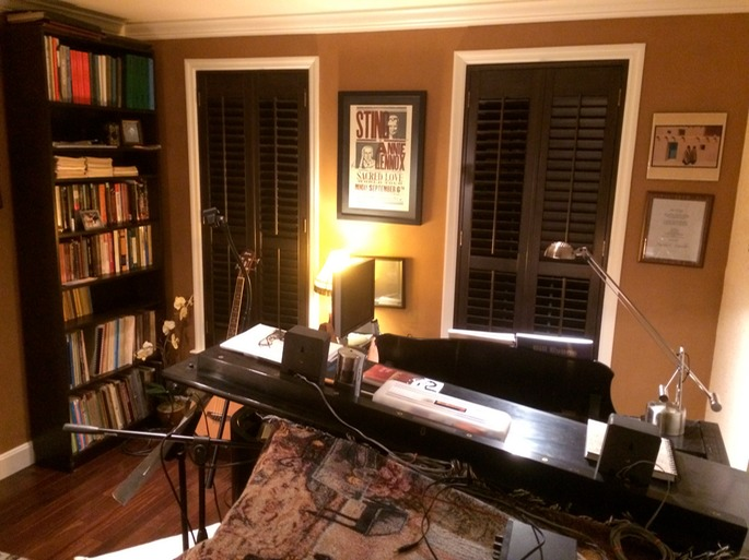 Piano Room 2nd view